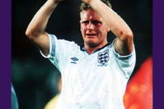 Football - 1990 World Cup - Semi Final - England v West Germany - Turin - 4/7/90