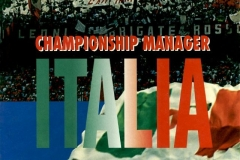 Championship Manager Italia_Front